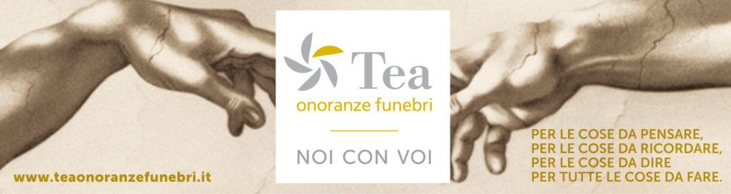 logo della società TEA onoranze funebri